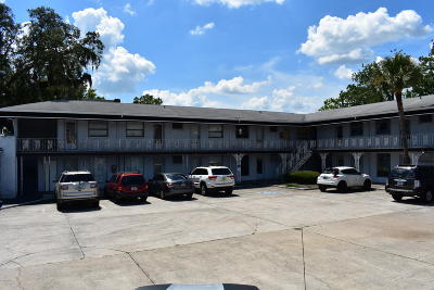 Marion County Rental For Rent: 739 E Silver Springs Boulevard #204