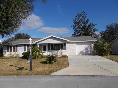 Ocala Single Family Home For Sale: 10881 SW 89th Avenue