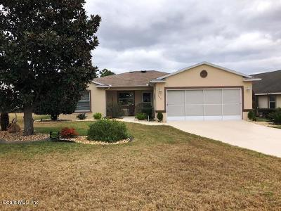 Ocala Single Family Home For Sale: 1321 SW 152 Lane