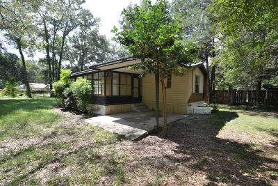 Ocala Mobile/Manufactured For Sale: 1400 NW 112th Ct. Court
