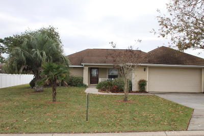 Ocala Single Family Home For Sale: 1131 SE 65th Circle
