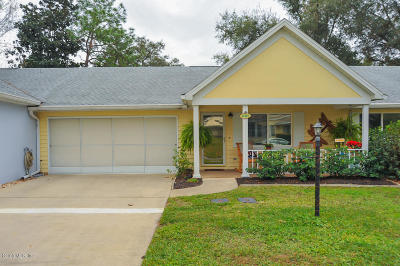 Ocala Condo/Townhouse For Sale: 8686 SW 97th Lane Road #H