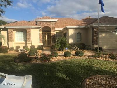 Spruce Creek Gc Single Family Home For Sale: 13221 SE 97th Terrace Road
