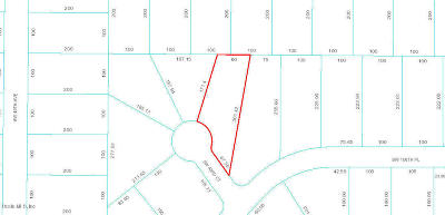 Ocala Waterway Residential Lots & Land For Sale: SW 43rd Court