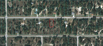 Dunnellon Residential Lots & Land For Sale: SW Rainbow Lakes Blvd