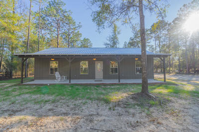 Marion County Farm For Sale: 17980 SW 31st Street