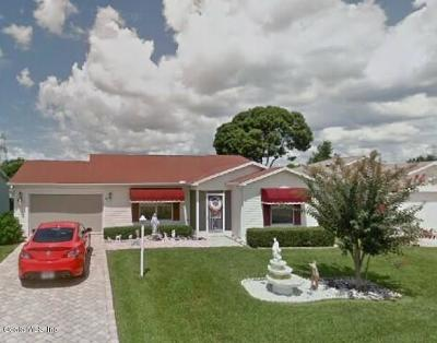 The Villages Single Family Home For Sale: 2609 Privada Drive