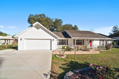 Ocala Single Family Home For Sale: 10631 SW 74th Terrace