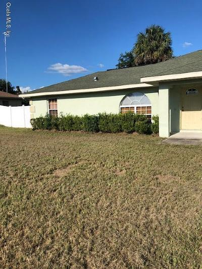Marion County Rental For Rent: 6339 NW 15th Avenue