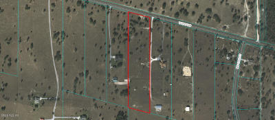 Dunnellon Residential Lots & Land For Sale: 17350 W Highway 328