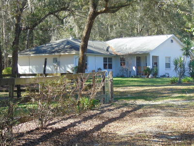 Ocala Farm For Sale: 12730 SW 41st Place