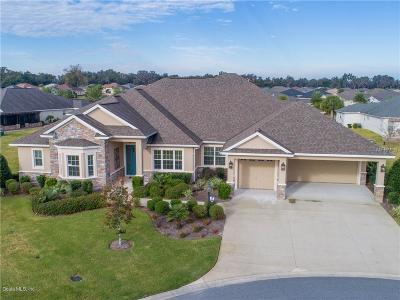 The Villages Single Family Home For Sale: 1824 Justice Lane