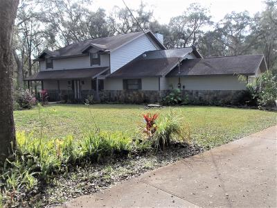 Dunnellon Single Family Home For Sale: 9350 SW 219 Court