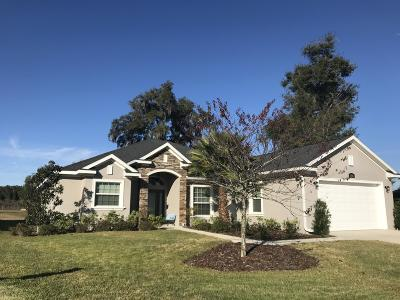 Ocala Single Family Home For Sale: 1105 NW 46 Place