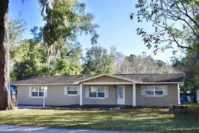 Ocala Single Family Home For Sale: 2105 SW 42nd Ave Avenue