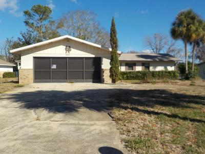 Ocala Single Family Home For Sale: 9307 Bahia Track Way