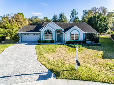 Ocala Single Family Home For Sale: 7746 SW 117th Street Road