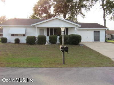 Ocala Single Family Home For Sale: 10926 SW 83rd Court