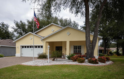 Ocala Single Family Home For Sale: 8306 SW 79th Circle
