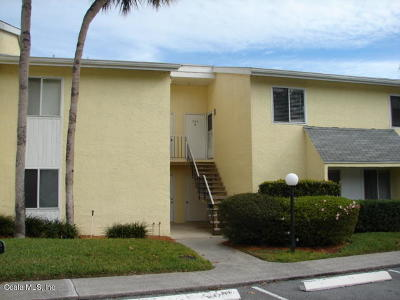 Ocala Condo/Townhouse For Sale: 594 Bahia Circle #A