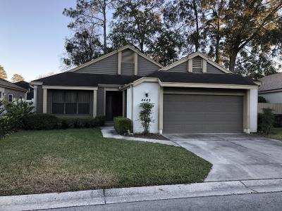 Ocala Single Family Home For Sale: 4442 NE 4th Street