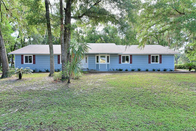 Ocala Single Family Home For Sale: 2151 SE 8th Avenue