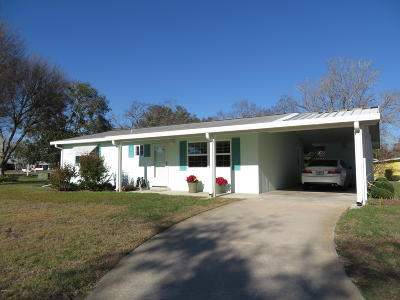 Ocala Single Family Home For Sale: 9681 SW 101st Place