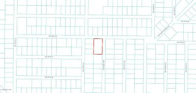 Ocala Residential Lots & Land For Sale: SW 147th Terrace