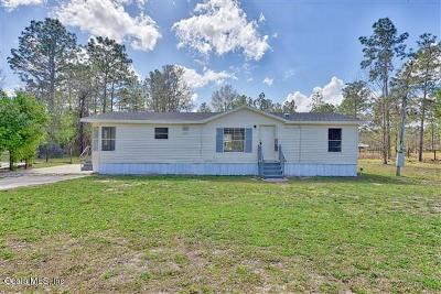 Ocala Mobile/Manufactured For Sale: 16782 SW 35th Street