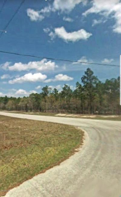 Dunnellon Residential Lots & Land For Sale: SW 82 Loop
