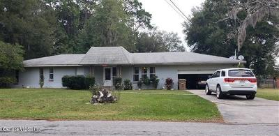 Ocala Single Family Home Pending: 4521 NE 11th Street