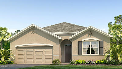 Lake County, Sumter County Single Family Home For Sale: 9752 Pepper Tree Trail