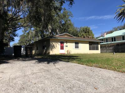 Ocala Single Family Home For Sale: 713 SE 11th Street