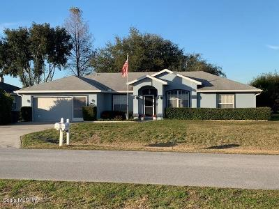 Ocala Single Family Home For Sale: 4959 NW 32nd Place