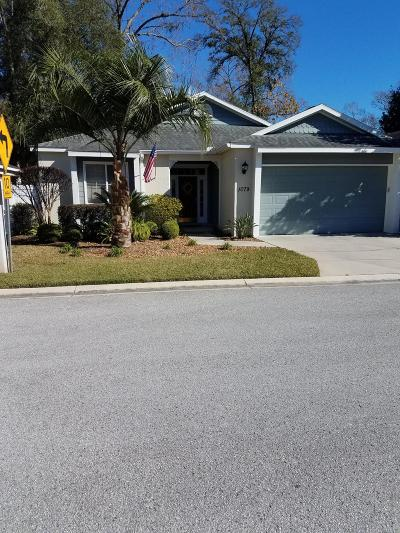 Ocala Condo/Townhouse For Sale: 1079 NE 32nd Avenue