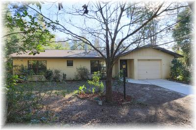 Dunnellon Single Family Home For Sale: 24162 SW Nautilus Boulevard