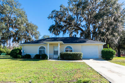 Ocala Single Family Home For Sale: 2311 NW 50th Avenue