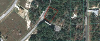 Ocala Residential Lots & Land For Sale: Lot 38 Locust Pass Court