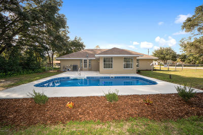 Ocala Single Family Home For Sale: 1 Almond Pass Court