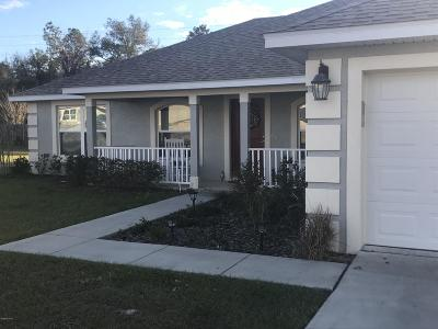 Ocala Single Family Home For Sale: 1051 SE 65th Circle