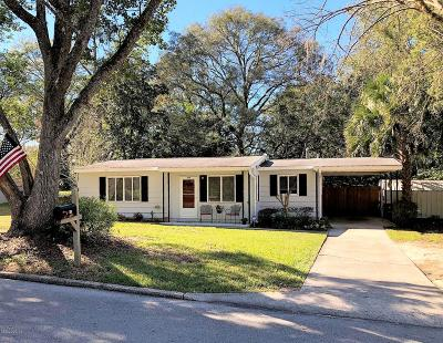 Ocala Single Family Home For Sale: 240 NE 37th Terrace