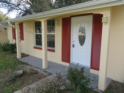 Ocala Single Family Home For Sale: 3762 SW 147th Street