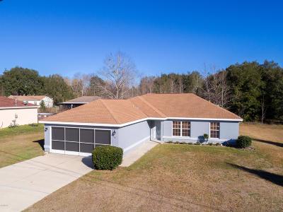 Ocala Single Family Home Pending: 16 Pine Course Loop