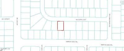 Marion Oaks North, Marion Oaks Rnc, Marion Oaks South Residential Lots & Land For Sale: SW 127th Loop #20