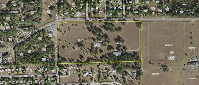 Dunnellon Residential Lots & Land For Sale: 11829 N Riverbend Road