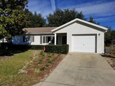 Marion County Rental For Rent: 11279 SW 139th Street