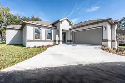 Ocala Single Family Home For Sale: 2045 Twin Bridge Circle