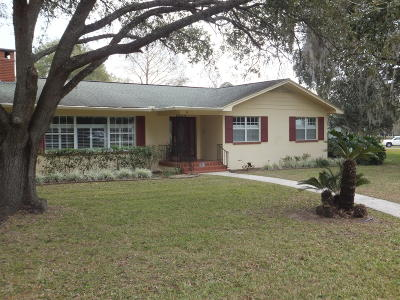 Ocala Single Family Home For Sale: 2401 SW 36th Avenue