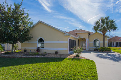 Ocala Single Family Home For Sale: 5934 NW 27th Place