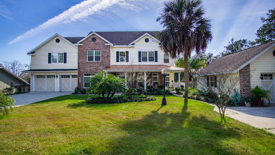 Dunnellon City Single Family Home For Sale: 20946 River Drive